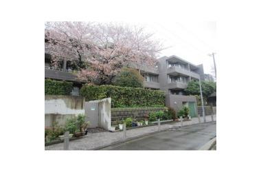ホーフ横浜旭ヶ丘 1階 2LDK 賃貸マンション