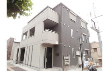 神奈川新町 徒歩8分 3階 1K 賃貸アパート