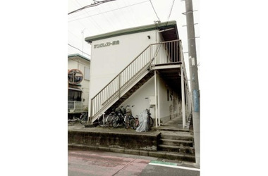 サンクレスト綱島2階2DK 賃貸アパート