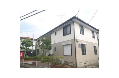 ヒルトップハウスD 1階 2DK 賃貸アパート