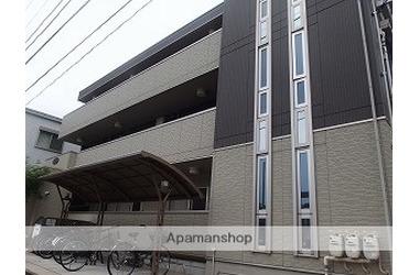 尻手 徒歩22分 3階 2K 賃貸アパート