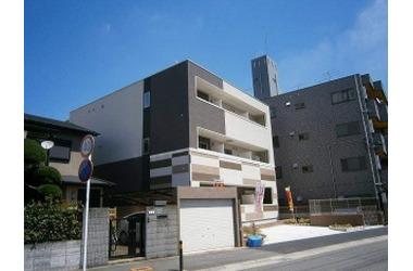 ヌーベルアルモニー 1階 1DK 賃貸マンション