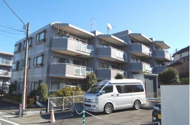 ロイヤル二俣川C棟 3階 3DK 賃貸マンション