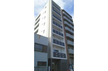 ヴェルトヘン横濱子安 4階 1K 賃貸マンション