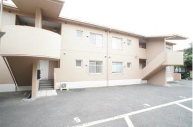コーポ岸A号棟 1階 2LDK 賃貸アパート