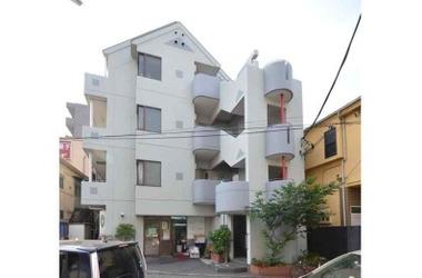ツインヒルズ 4階 4DK 賃貸マンション