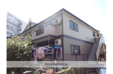 綱島 徒歩18分2階2DK 賃貸アパート