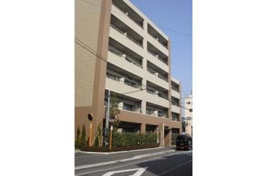 サンハイム鶴見 1階 2LDK 賃貸マンション