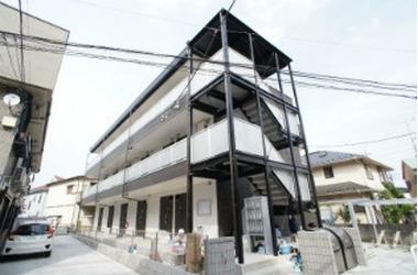 リブリ・ビラ綱島1階1K 賃貸マンション