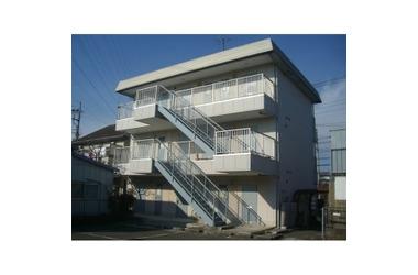 グランビュー綱島西3階1K 賃貸マンション