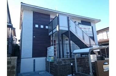ラフレシールKAMOI 2階 1LDK 賃貸アパート
