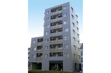 フォンティーヌ川崎 2階 2LDK 賃貸マンション