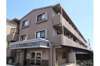 岸根公園サザンヒルズ1号館 3階 2K 賃貸マンション