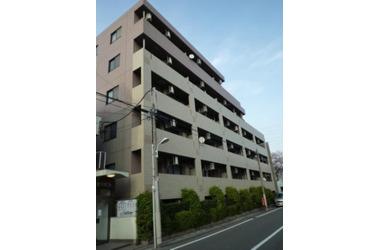 ボヌール都立大学弐番館 2階 1LDK 賃貸マンション