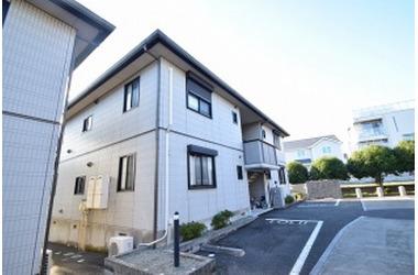 シエルⅡ 2階 3DK 賃貸アパート