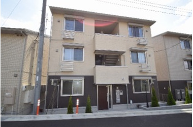 コトー B 3階 1LDK 賃貸アパート