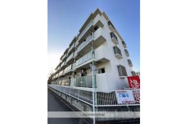 サンパレス湘南 4階 3LDK 賃貸マンション