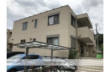 コスモグリーム弐番館 1階 2LDK 賃貸マンション