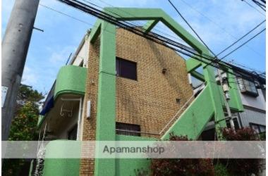 コーポ緑が浜2階1K 賃貸マンション