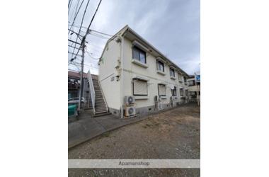 茅ヶ崎 バス15分 停歩4分2階1K 賃貸アパート