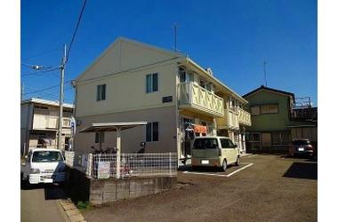 ドミール茅ケ崎 2階 3DK 賃貸アパート
