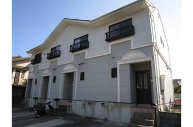 DUPLEX ODAKE 2階 2DK 賃貸アパート
