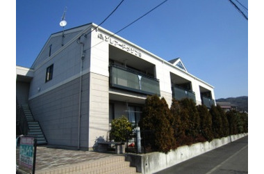 ソレアード・メゾンB 1階 2LDK 賃貸アパート