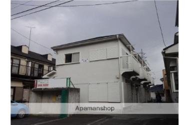 富水ハイツⅡA 1階 3DK 賃貸アパート