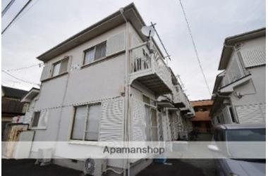 富水ハイツⅡB 1階 3DK 賃貸アパート
