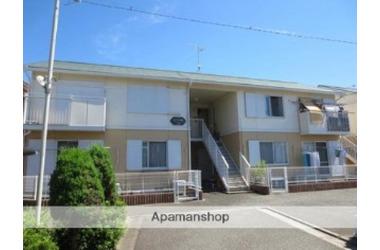 茅ヶ崎 バス10分 停歩9分2階3DK 賃貸アパート