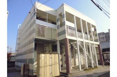 レオパレスセジュール湘南 2階 1K 賃貸アパート