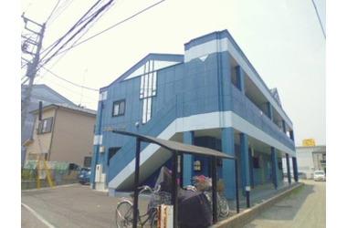 湘南アクシスⅢ 1階 2DK 賃貸アパート
