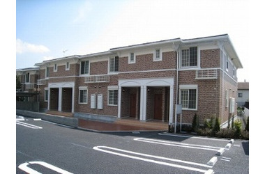 ケンジントンハウスB 2階 2LDK 賃貸アパート