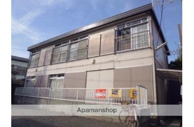 茅ヶ崎 徒歩12分2階2DK 賃貸アパート