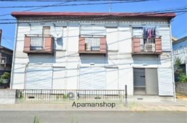茅ヶ崎 バス15分 停歩2分1階1K 賃貸アパート