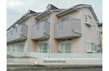 クロシェット御殿1階1DK 賃貸アパート