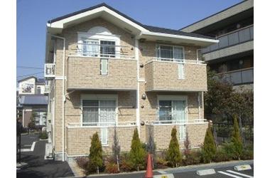 パティオ湘南 2階 1LDK 賃貸アパート