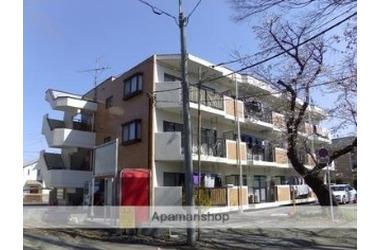 藤沢本町 徒歩3分 2階 3DK 賃貸マンション