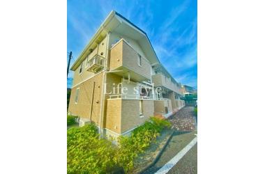 クラシオン 2階 1LDK 賃貸アパート
