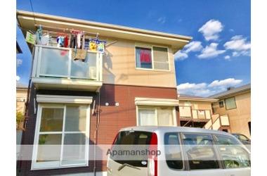 ディアコート1階2DK 賃貸アパート