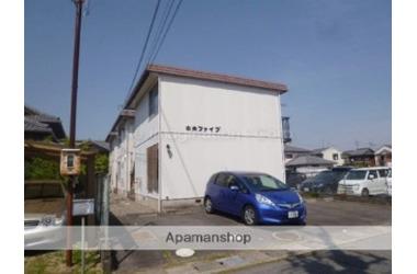 甲西 徒歩8分2階2DK 賃貸アパート