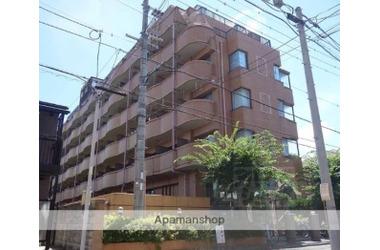 京都 徒歩9分6階1R 賃貸マンション