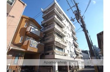 西京極 徒歩9分 4階 1K 賃貸マンション