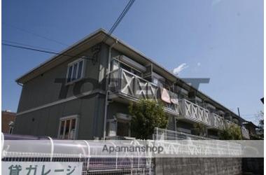 アテッサ京都 1階 1K 賃貸アパート