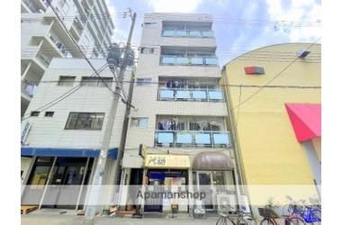 堺筋本町 徒歩7分4階1R 賃貸マンション