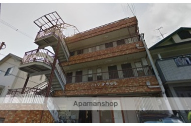 ハイツテラウラ 3階 1R 賃貸マンション
