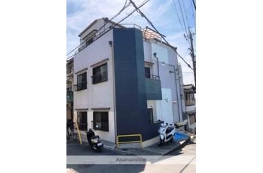 瓢箪山 徒歩11分 1階 1K 賃貸マンション