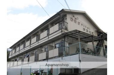 津田 バス15分 停歩5分 2階 1K 賃貸マンション