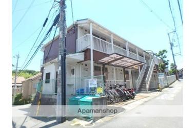 津田 バス14分 停歩2分 1階 1K 賃貸アパート