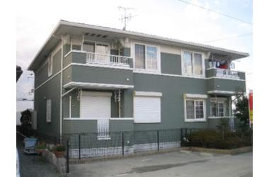 ハイツ晴海5号館 2階 2LDK 賃貸アパート